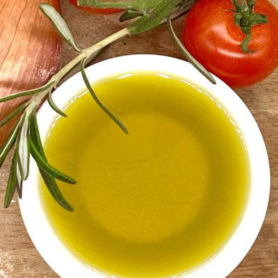 Olivenöl 100 % Koroneiki-Oliven (extra virgin)